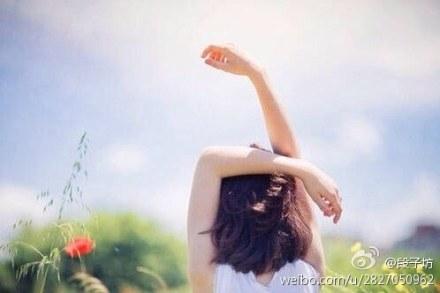 人生最纯美的东西,都是从苦难中得来的