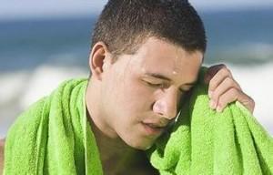 肾虚出汗多是怎么回事?不同部位出汗预示着不同的身体问题