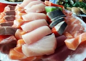 生鱼片可以补肾壮阳