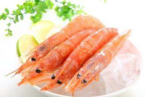补肾又补精的食物之虾图