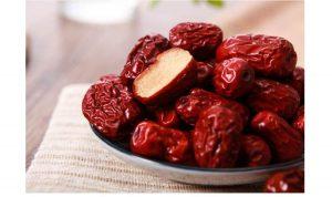 补肾食物红枣图