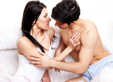 女人性高潮时身体会发出哪些信号?