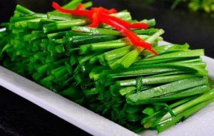 男性吃韭菜能不能治疗早泄?