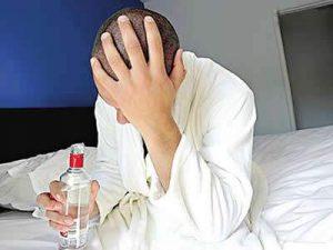 警惕!过量喝酒易导致阳痿