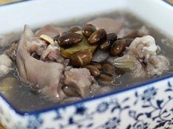 黑豆怎么吃补肾效果好?黑豆的做法及禁忌