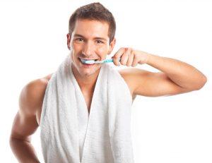 不爱刷牙男性易患早泄!