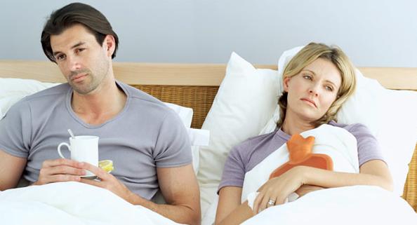 性生活中,怎样做才能有效避免早泄尴尬?