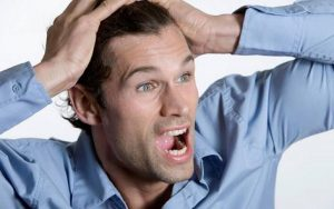 肾虚症状都有哪些?男人这里长白发是肾虚